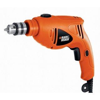 Black And Decker HD400-IN 10mm 500-Watt Corded Hammer Drill