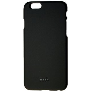Moshi Black Matt Case for   6 Plus