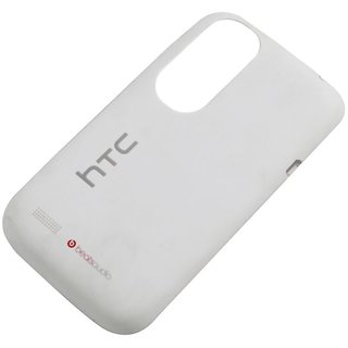 best cheap a8d8a 6f054 Battery Door Back Case Cover Housing Panel Fascia For Htc Desire X T328E  White