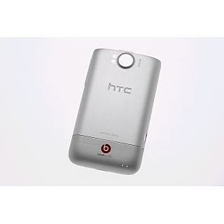 Battery Door Back Case Cover Housing Panel For Htc Sensation XL G21 X315e Silver