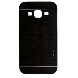 KMS Motomo Back Cover Black For Samsung Galaxy A7-Black