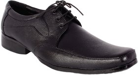 Swiss Branded Black Lace Up Formal Shoes