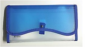 12 Pocket Water Proof Multi Cheque Book Holder