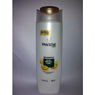 Pantene Smooth  Silky 180Ml