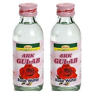Ayurevedic Ark Gulab (Rose Water)-Set of 4