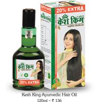 Kesh King Hair Oil - 120ml