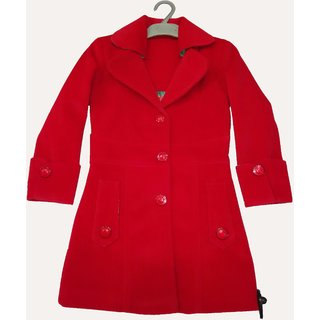 Kids Full Sleeve Coat