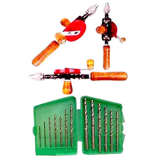 2 IN 1 OFFER HAND DRILL MACHINE Great for Repair