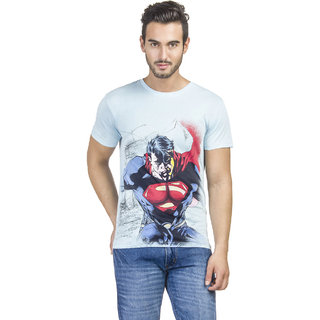 Superman T-Shirt SP0DMT199,Blue