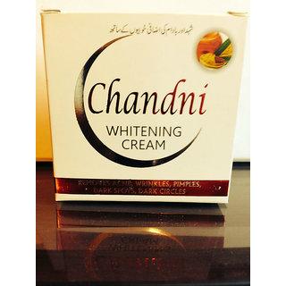 Chandni Whitening Fairness Cream (Product Of Pakistan) 20g (No of units 1)