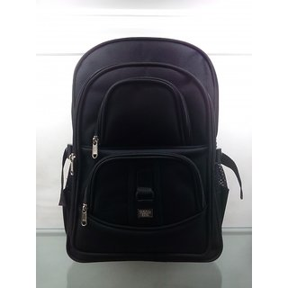 Tiger School Bag 1280D black