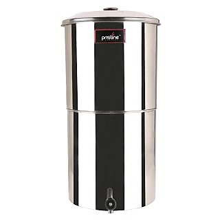 Pristine Stainless Steel Water Filter 20 Liters