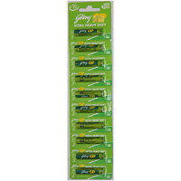 Godrej 1.5V AAA Zinc Chloride Ultra Heavy Duty Dry GP Batteries ( Pack Of 10)