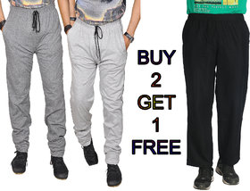 Multi-Color Cotton Mens Pyjama (pyjama) (Bottom06)