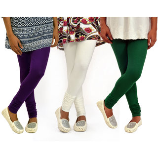 Viscose Legging Combo of 3