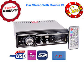 Car Stereo with double IC