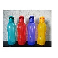 TUPPERWARE AQUASAFE FLIP TOP WATER BOTTLE (Set Of 3)