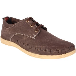 Shoeadda Branded Casual Stitch Shoe