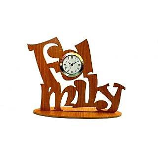 Furnish Living Family Clock