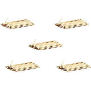 Wooden Satay Stick 10 (90 in each) (Pack of  5 )