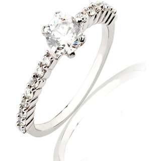 Ladies Solitare Ring