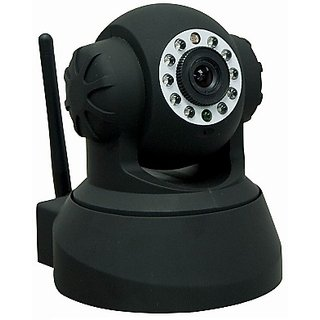 Wireless Pan-tilt CCTV Camera