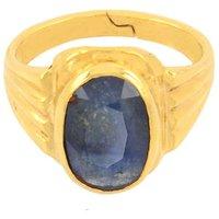6.25 Ratti Neelam-Blue Sapphire Birthstone Ring For Shani Dosh
