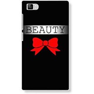 Redmi Mi3 Back Cover  Beauty  by BlueAdda