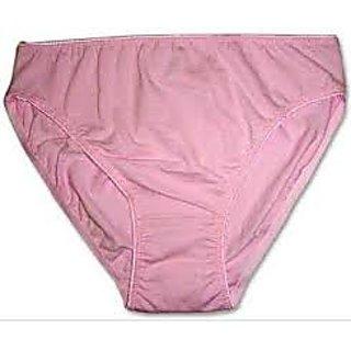 Pink Cotton Panty