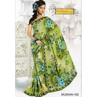 Krishna Designer Sarees