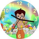 Zeeshaan Master Bheem Fighting Wall Clock
