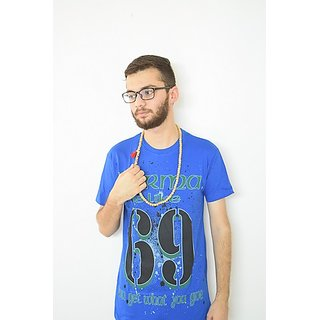 Funky's Royal Blue 69 Medium Size