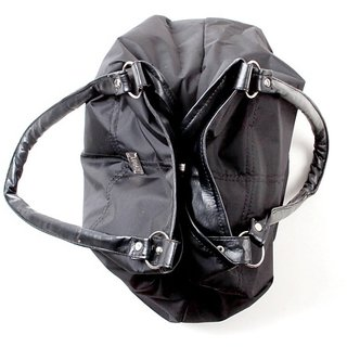 Stylish Black Tote -Shoulder handbags