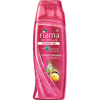 Fiama Di Wills Patchouli & Macadamia Pure Indulgence Shower Gel(200 ml)