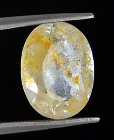 9.25ratti Valuable Yellow Topaz Stone