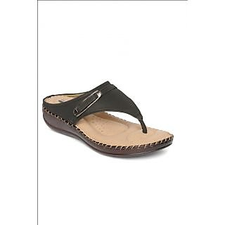 Repose padded sandals