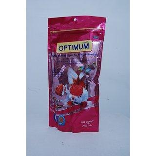 Optimum 200 gm fish food