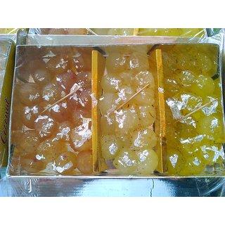 Tri Flavour Petha (500 Gm)