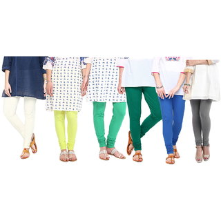 Women Leggings Set of 6