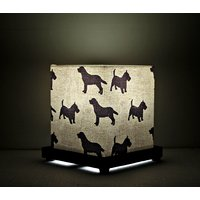 Puppy Table Lamp