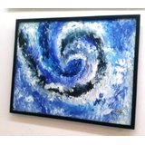 Whirlpool Modern Design Abstract Art Painting Canvas