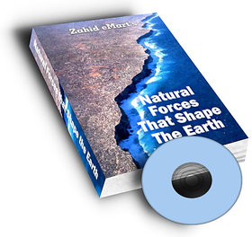 Natural Forces That Shape The Earth (PDF Book on CD)