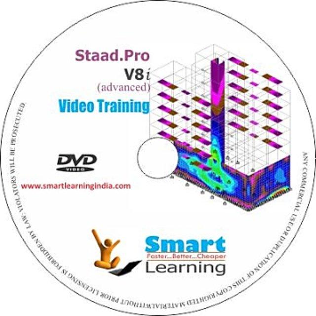 Staad Pro V8i Tutorial Videos