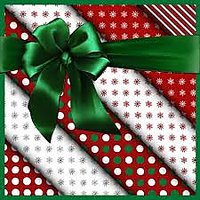 Gift Papers Set Of 10 Shiny Paper