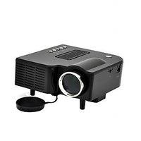 Protel LED Cinema Projector With HDMI+ VGA, AV, USB And SD Card Port (1024 X 768