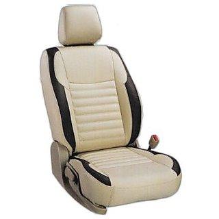 Hi Art Leatherite Seat Cover For Honda Amaze