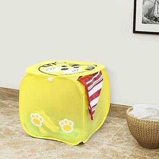 Dice Shape Foldable Laundry  Bag