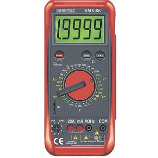 4 1/2 digit DIGITAL MULTIMETER KM 6050 KUSAM MECO