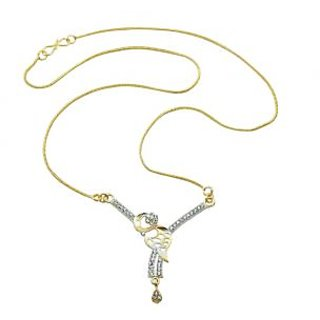 Aakshi Blooms From Inner Heart Pendant Necklace