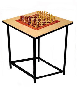 United Chess Board With Stand